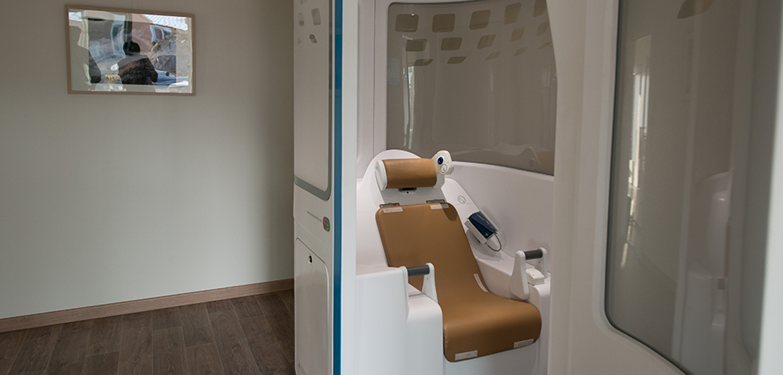 La cabine de télémédecine, un précieux gain de temps